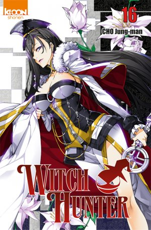 Witch Hunter # 16
