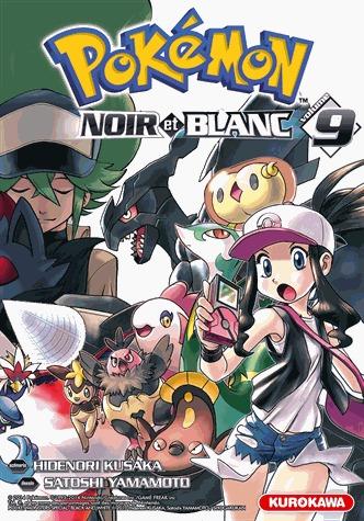 Pokémon Noir et Blanc #9
