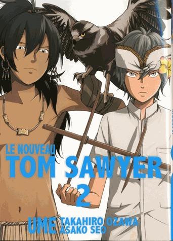 couverture, jaquette Le nouveau Tom Sawyer 2  (Komikku Editions)