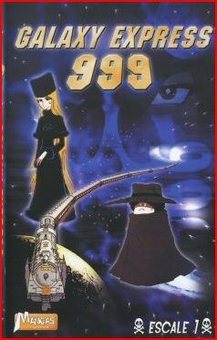 Galaxy Express 999 édition VHS