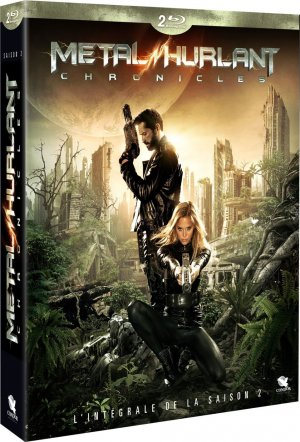 Metal Hurlant Chronicles édition Simple