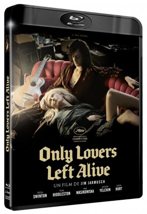 Only Lovers Left Alive édition Simple