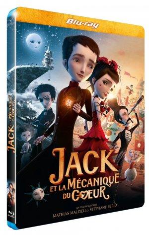 Jack et la mécanique du cœur édition Combo