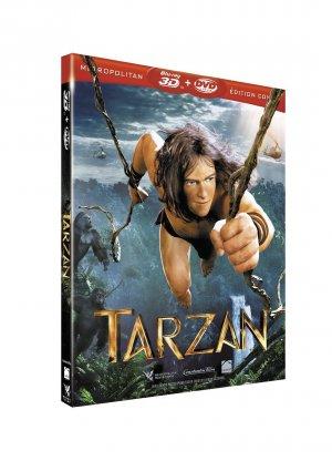 Tarzan édition Combo