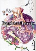 couverture, jaquette Pandora Hearts 4  (Square enix)