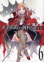 couverture, jaquette Pandora Hearts 6  (Square enix)