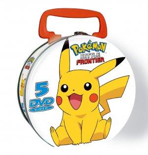 Pokemon - Saison 09 : Battle Frontier édition Intégrale