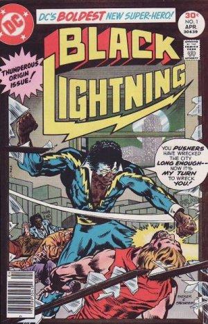 Black Lightning édition Issues V1 (1977 - 1978)