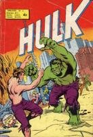 The Incredible Hulk # 4 Kiosque Arédit V1 (1976 - 1983)