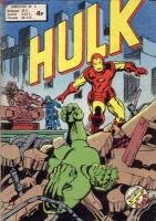 The Incredible Hulk # 5 Kiosque Arédit V1 (1976 - 1983)