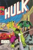 The Incredible Hulk # 11 Kiosque Arédit V1 (1976 - 1983)