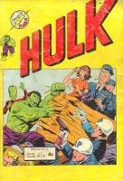 The Incredible Hulk # 12 Kiosque Arédit V1 (1976 - 1983)