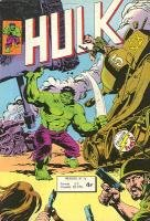 The Incredible Hulk # 14 Kiosque Arédit V1 (1976 - 1983)
