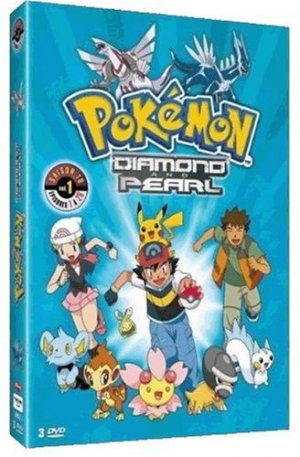 Pokemon - Saison 10 : Diamond and Pearl édition Coffret