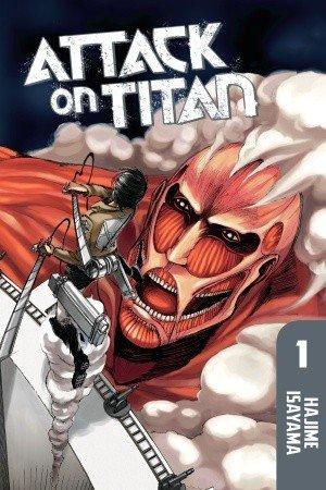 L'Attaque des Titans édition Américaine