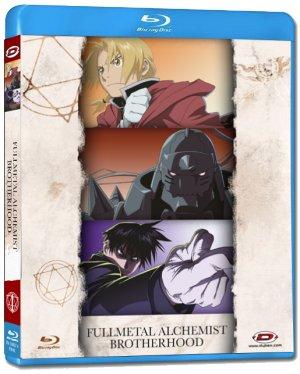 Fullmetal Alchemist : Brotherhood édition Simple