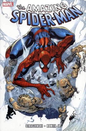 The Amazing Spider-Man édition TPB softcover - Run Straczinski
