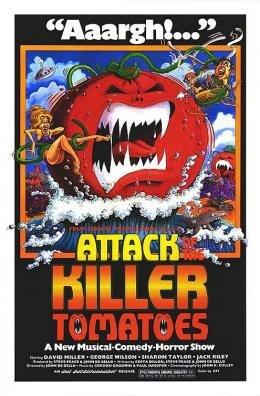 L'Attaque des tomates tueuses édition Simple