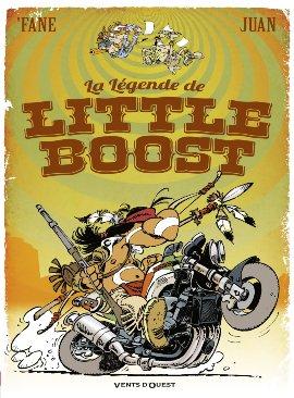 La Légende de Little Boost 1