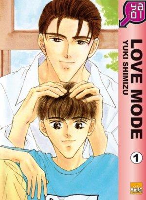 couverture, jaquette Love Mode 1  (Taifu Comics) Manga