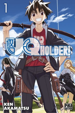 UQ Holder! édition Simple