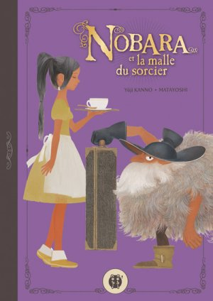 Nobara et la malle du sorcier #1