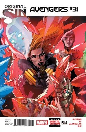 Avengers # 31 Issues V5 (2012 - 2015)