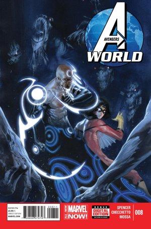 Avengers World # 8 Issues (2014 - 2015)