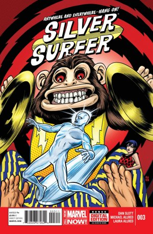 Silver Surfer # 3 Issues V7 (2014 - 2015)
