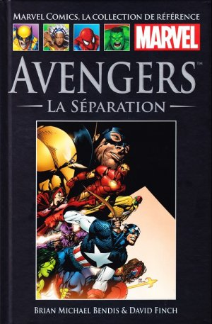 Marvel Comics, la Collection de Référence 35