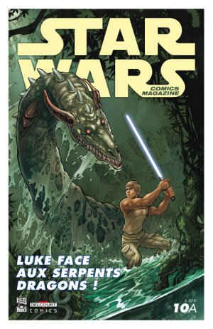 Star Wars comics magazine 10 - Couvertura 10A
