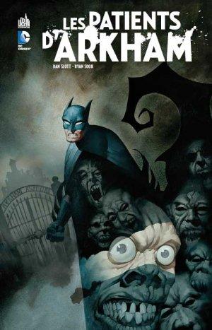 Les Patients d'Arkham édition TPB hardcover (cartonnée)