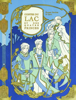 Contes du Lac et des Quatre Princes édition Simple
