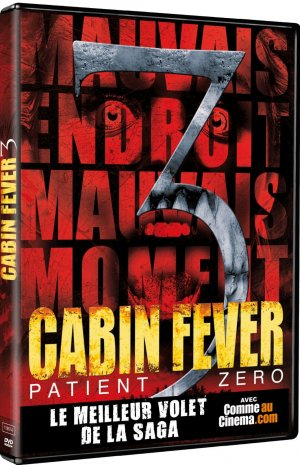 Cabin Fever 3 édition Simple