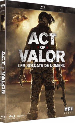couverture, jaquette Act of Valor   (TF1 Vidéo)
