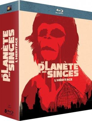 La Planète des Singes - L'héritage édition Simple