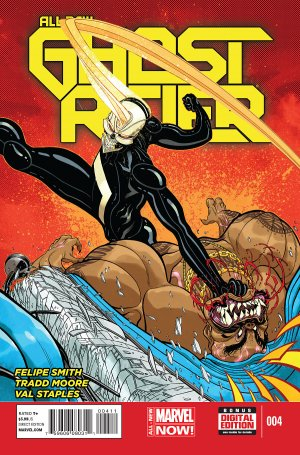 All-New Ghost Rider # 4 Issues (2014 - 2015)