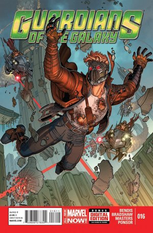 Les Gardiens de la Galaxie # 16 Issues V3 (2012 - 2015)