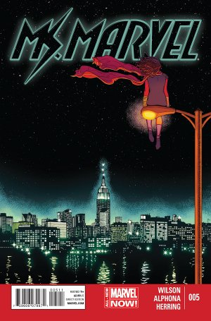 Ms. Marvel 5 - Issue 5