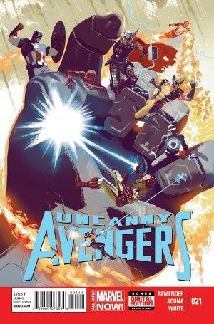 Uncanny Avengers # 21 Issues V1 (2012 - 2014)