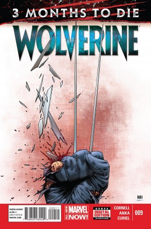Wolverine # 9 Issues V6 (2014)