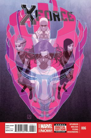 X-Force # 6 Issues V4 (2014 - 2015)