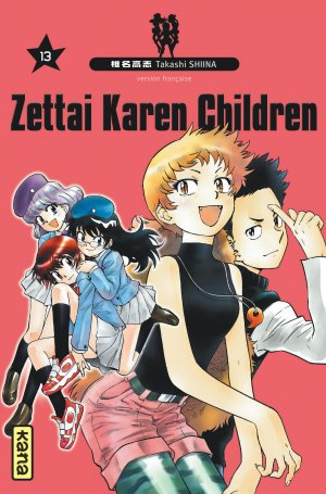 Zettai Karen Children # 13