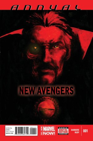 New Avengers édition Issues V3 - Annuals (2014)