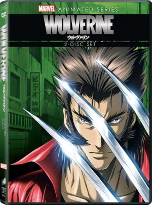 Wolverine (Marvel anime) édition Intégrale