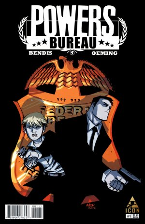 Powers - The Bureau édition Issues V1 (2013 - 2014)