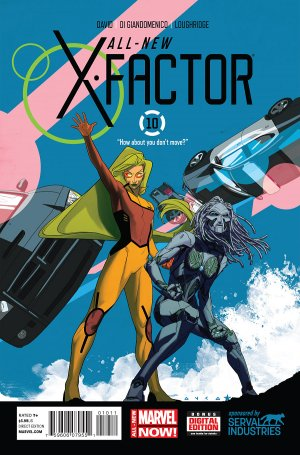 All-New X-Factor 10