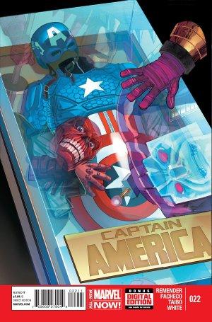 Captain America # 22 Issues V7 (2012 - 2014)