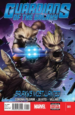Guardians of the Galaxy - Galaxy's most wanted édition Issues V1 (2014)