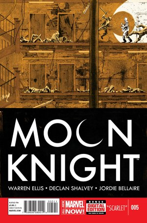 Moon Knight # 5 Issues V7 (2014 - 2015)
